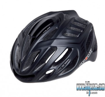 Casco suomy timeless nero opaco