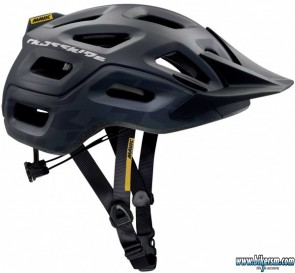 casco mavic crossride nero mtb