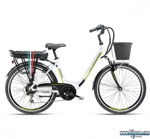 Firenze Advance Bicicletta Elettrica City Bike Armony bikes