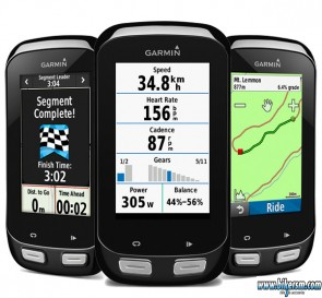 Ciclocomputer Garmin Edge 1000 Base GPS